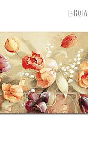 e-home® magnetisk print utskiftbar art tulipaner dekormaling multi stil valgfritt