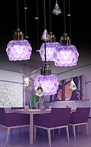 Hängande lampor - Dining Room/Skaka pennan och tryck på spetsen innan du använder den. - Modern - Kristall/Flush Mount Lights