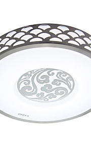 Lithium Ceiling Mounted LED Changable Light Source Color White/Warm White/Yellow Modern Metal
