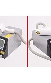 interruptor q profissional yag laser máquina de remoção de tatuagem / sobrancelha / lipline / sarda / marca de nascença