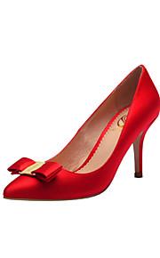 Chaussures de mariage - Rouge / Champagne - Mariage / Habillé / Soirée & Evénement - Talons / Bout Pointu / Bout Fermé - Talons - Homme