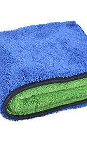 sinland 720gsm dikke pluche microfiber car cleaning polijsten super absorberende drogen auto datailing handdoek 16 x 24 i NCH
