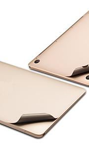 """CCR peaux de couverture d'ordinateur portable pour MacBook 12 """"rétine, avec une couverture haut et en bas"""