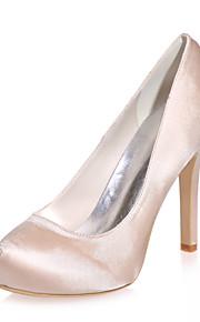 Chaussures de mariage - Noir / Bleu / Violet / Ivoire / Blanc / Argent / Champagne - Mariage / Soirée & Evénement - Talons - Talons -
