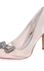 Chaussures de mariage - Noir / Bleu / Rose / Violet / Ivoire / Blanc / Champagne - Mariage / Soirée & Evénement - Bout Pointu - Talons -