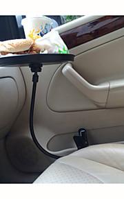 2017 nieuwste auto benodigdheden auto groot computer bureau multifunctionele diner tafel creatieve ondersteunende plaat (zwart-wit)