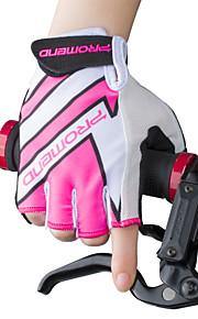 Guantes Ciclismo / Bicicleta Mujer Guantes sin dedosA prueba de resbalones / Tirador easy-off / Resistencia al desgaste / Listo para