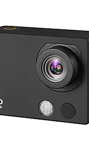 "a3 hd 1080p waterdichte 2MP sport digitale video camera met 2 ""tft / cmos / 120 graden brede lens - zwart"