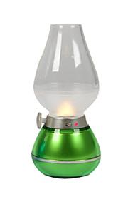 Desk Lamps LED / Rechargeable Novelty GlassAdjustable Light Portable LED Nightlight Blowing Control USB