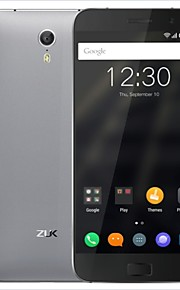 "Lenovo ZUK Z1 Gray 5.5""IPS Android 5.1 LTE Smartphone(Dual SIM,WiFi,GPS,Octa Core,3GB+64GB,13MP+8MP,4100mAh Battery)"