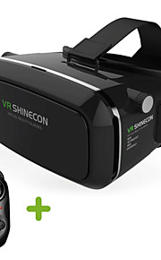 vr virtual reality 3d briller headset Oculus Rift hovedmonteringsindretningen 3d til 3,5-6,0 tommer telefon + bluetooth fjernbetjening