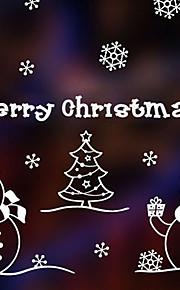Christmas Window Sticker Contemporary , Art Deco 230cm*160cm