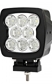 Classic Model 80W Round CREE XM-L LED Work Light for Truck Off-Road 4X4 ATV Engineering Truck etc