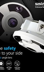 szsinocam®360 ° panorama ip kamera, 1.3MP, støtte mobil afsløring og PTZ, intelligent analyse funktion.