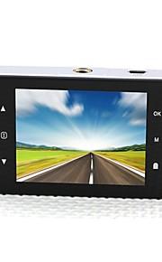 CAR DVD - 2 MP CMOS - 1600 x 1200 - 720P
