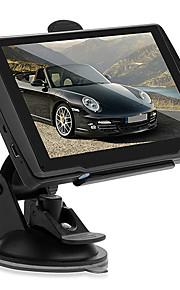 """auto 5 """"gps touchscreen navigazione fm 128 MB di RAM 4GB + europa mappa"""