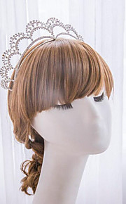New Chapel Romantic Rhinestones Wedding/Party Headpieces/Tiaras