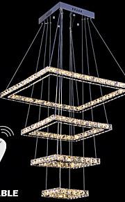 Riipus valot - Metalli - Moderni / Traditionaalinen/klassinen / Rustiikki / Tiffany / Retro / Maalaistyyliset - Kristalli / LED