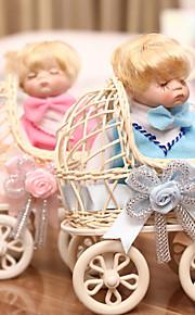 Creative Sleeping Baby Cradle Baby Stroller Home Decoration