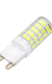 8 G9 LED à Double Broches T 64 SMD 2835 600 lm Blanc Chaud / Blanc Froid Décorative AC 100-240 V 1 pièce