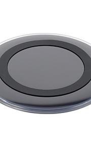 Cargador inalámbrico estándar qi universal para samsung s6 / nexo 5 + más - colores surtidos