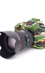 dengpin blød silikone rustning hud gummi kamera cover taske til canon EOS 5D Mark III 5d3 5DS 5dr