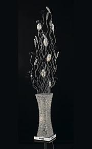 Luzes de Chão - Moderno/Contemporâneo/Inovador - Metal - Cristal/LED/Arco