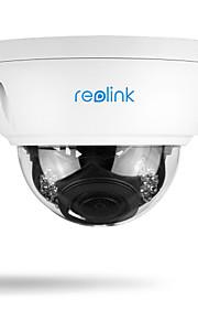 reolink®rlc-422 udendørs 4,0 megapixel hd dome IP-kamera med PoE / ONVIF / nattesyn / bevægelsesdetektering