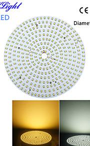 1 bc YouOKLight 25 W 322 SMD 3528 2200 LM Alb Cald / Alb Rece Decorativ Plafonieră AC 220-240 / AC 110 - 130 V