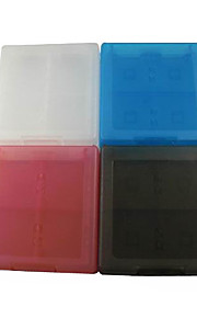 16 en la caja de la cubierta del caso titular de la tarjeta de memoria de transporte 1 juego para Nintendo NDS Lite NDSL