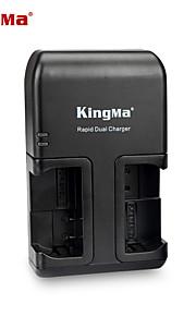 Kingma en-EL15 dual ac lader voor Nikon EN-EL15 en Nikon 1 V1 D600 D610 D800 D800E D810 D7000 D7100