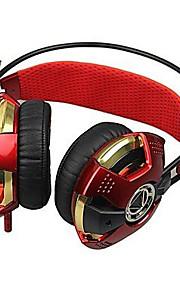 e-3LUE iron man 3 gaming headset wonder pc koptelefoon