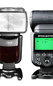 sidande df-550 flitser Speedlite voor canon nikon pentax universele dslr-camera's