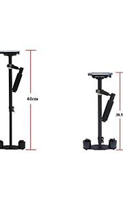 yelangu® håndholdt kamera kulfiber stabilisator 60cm