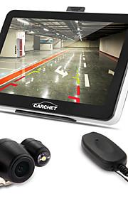 """7 """"dell'automobile del bluetooth AV - Navigatore GPS wireless telecamera retromarcia mappa aus"""