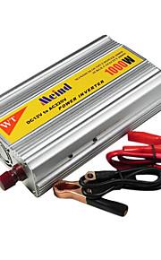 1000w 12v inversor de potencia de 220V con USB