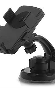 car mount zuigkracht grijper 360 mobiele telefoon gps clip voor de iPhone