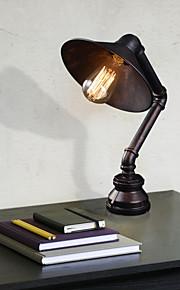 Luzes de Secretária-Rústico/Campestre-Metal-Proteção de Olhos