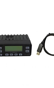 leixen vv-898s 25w fm VHF / UHF dual band autoradio + usb-kabel