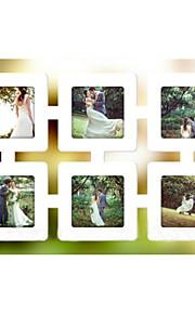 Cadre photo(Blanc,Moins de 10) -Thème de Las Vegas / Thème classique / Thème de conte de fées