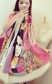 Damen Niedlich / Freizeit Baumwolle Schal