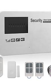 gsm alarmsystemer læring kode