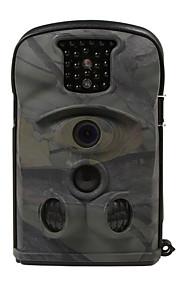 bestok® geschikt voor de meer milieu scouting dieren hd verborgen groothoek 120 ° jacht camera ondersteuning meerdere talen