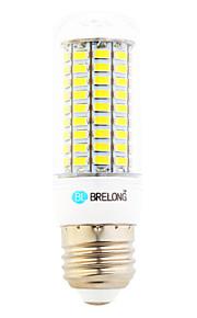 Ampoules Maïs LED Blanc Chaud / Blanc Froid 1 pièce T E26/E27 20W 99 SMD 5730 2000 lm AC 100-240 V