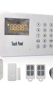 draadloze touch keypad PSTN huis alarmsysteem