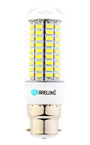 Ampoules Maïs LED Blanc Chaud / Blanc Froid 1 pièce T B22 20W 99 SMD 5730 2000 lm AC 100-240 V
