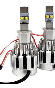 2 stuks voor 2005-2008year VW Passat mistlamp auto mistachterlicht h3 40w Cree LED mistlamp