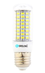Ampoules Maïs LED Blanc Chaud / Blanc Froid 1 pièce T E26/E27 18W 89 SMD 5730 1800 lm AC 100-240 V