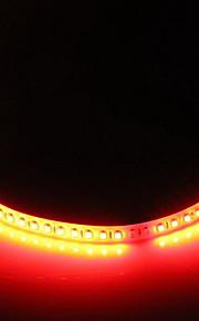 bil fleksibel dc 12v 30cm rød 32 LED strip grill lys pære