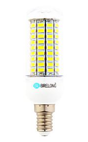 Ampoules Maïs LED Blanc Chaud / Blanc Froid 1 pièce T E14 20W 99 SMD 5730 2000 lm AC 100-240 V